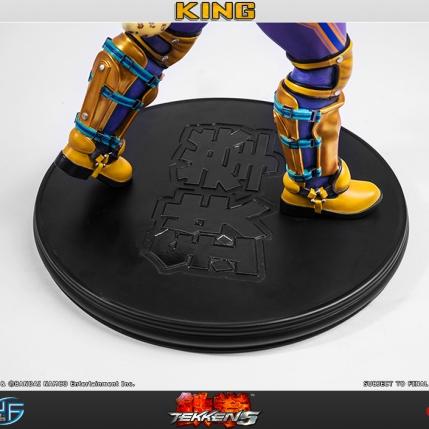 First4Figures Tekken 5 King Statue 5