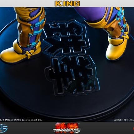 First4Figures Tekken 5 King Statue 8