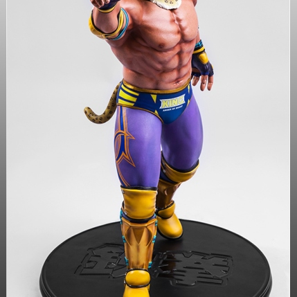 First4Figures Tekken 5 King Statue 9