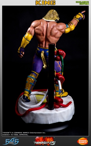 First4Figures Tekken 5 King Statue Exclusive Version 10