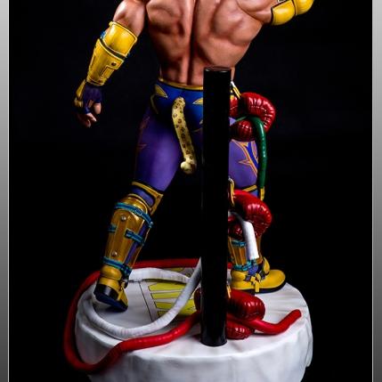 First4Figures Tekken 5 King Statue Exclusive Version 10