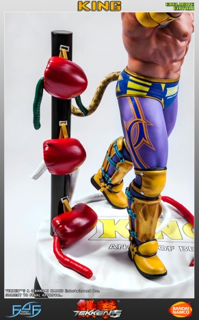 First4Figures Tekken 5 King Statue Exclusive Version 11
