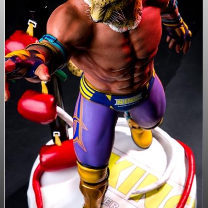 First4Figures Tekken 5 King Statue Exclusive Version 14