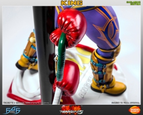 First4Figures Tekken 5 King Statue Exclusive Version 4