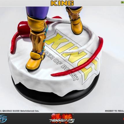 First4Figures Tekken 5 King Statue Exclusive Version 5