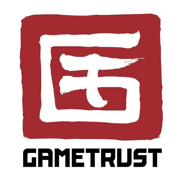 GameTrust GameStop logo