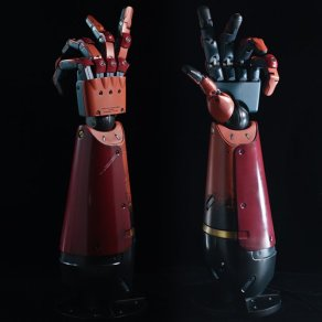 MGSV Sentinel Full Scale Replica Bionic Arm 1