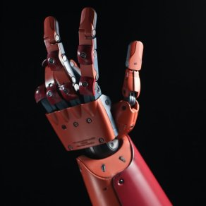 MGSV Sentinel Full Scale Replica Bionic Arm 2