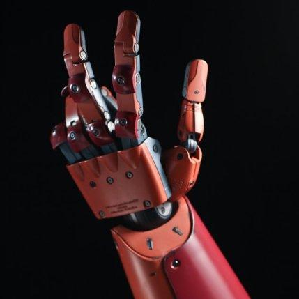 MGSV Sentinel Full Scale Replica Bionic Arm 2