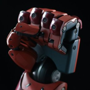 MGSV Sentinel Full Scale Replica Bionic Arm 3