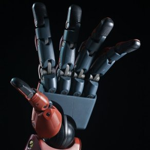 MGSV Sentinel Full Scale Replica Bionic Arm 4