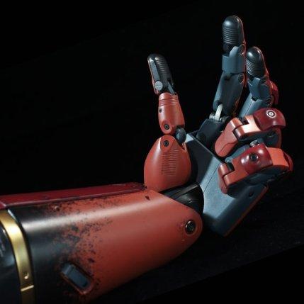 MGSV Sentinel Full Scale Replica Bionic Arm 6