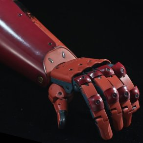MGSV Sentinel Full Scale Replica Bionic Arm 7