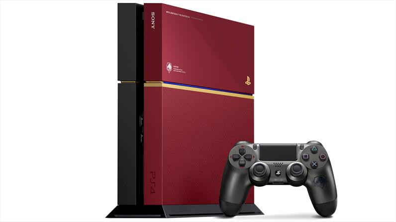 MGSV TPP Limited Edition PS4 EU