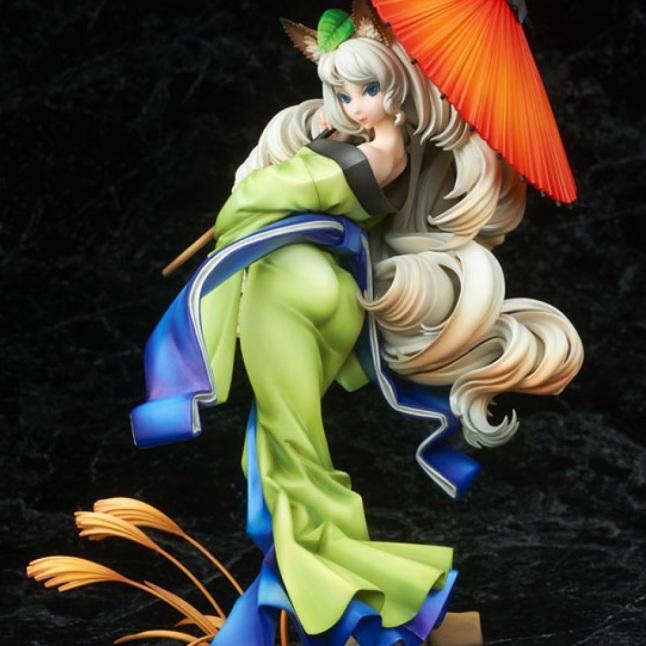 Muramasa The Demon Blade Yuzuruha Alter Statue 1
