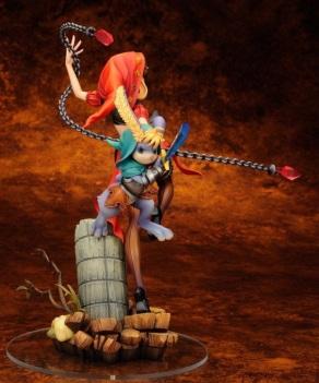 Odin Sphere Leifthrasir Velvet With Cornelius Statue 4