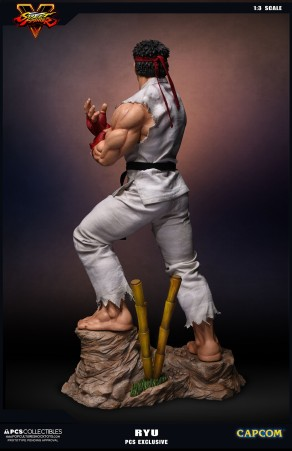 PCS Collectibles Street Fighter V Ryu Statue 7