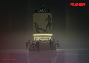 RUINER official presskit artwork Club