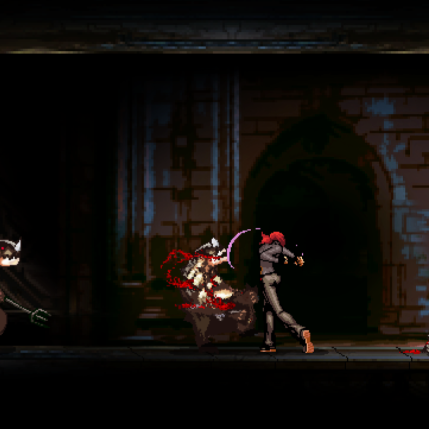 Demoniaca Everlasting Night Carnage Screenshot