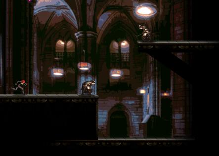 Demoniaca Everlasting Night Screenshot 1