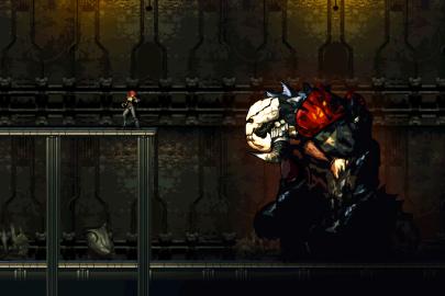 Demoniaca Everlasting Night Screenshot 2