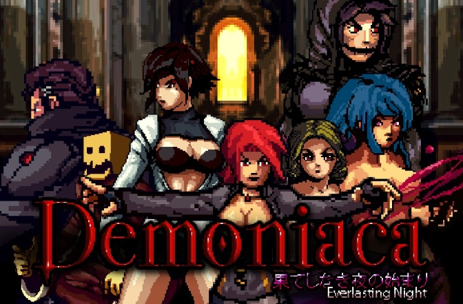 'Demoniaca' Fighter/Platformer Hybrid Returns To Kickstarter