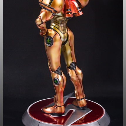 First4Figures Metroid Prime 2 Echoes Varia Suit Exclusive Edition Statue 13