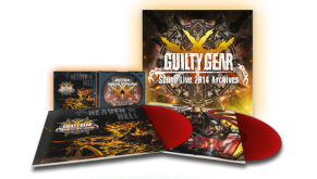 Guilty Gear Xrd -REVELATOR- Let's Rock Edition Live CD