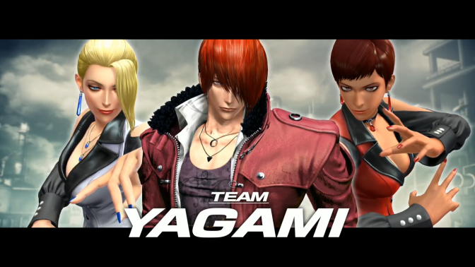 """'The King Of Fighters XIV' Trailer Shows """"Team Yagami"""" Gameplay, Dated For EU"""