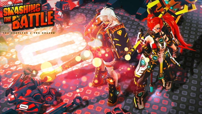 Review: Smashing The Battle (PC)