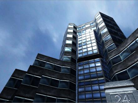 The Silver Case PC Remake 24th Precinct