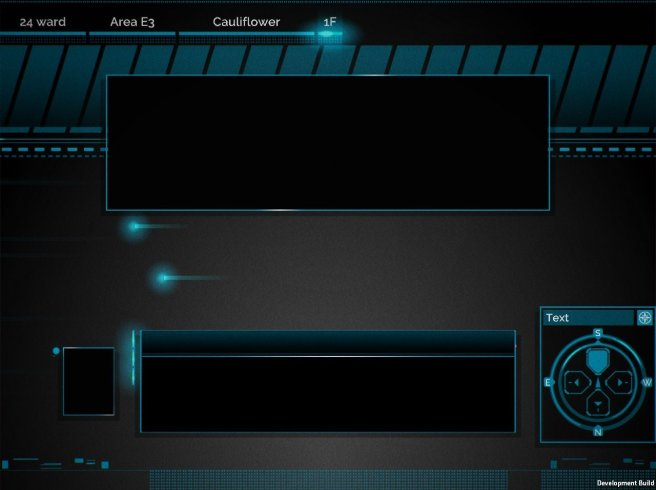 The Silver Case PC Remake Interface