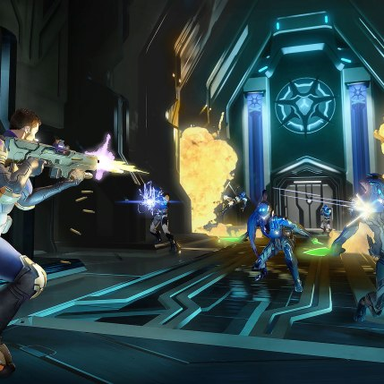 Agents of MAYHEM Official Screenshot 3