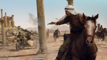 Battlefield 1 Arabia Concept Art 4