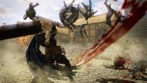 Berserk Gameplay Screenshot 2