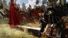 Berserk Gameplay Screenshot 3