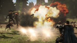 Berserk Gameplay Screenshot 9