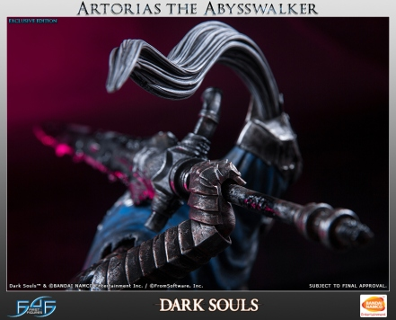 First4Figures Dark Souls Artorias the Abysswalker Exlusive Edition 2