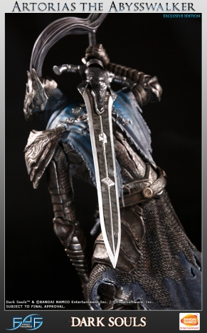 First4Figures Dark Souls Artorias the Abysswalker Exlusive Edition 9