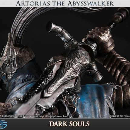 First4Figures Dark Souls Artorias the Abysswalker Statue 1