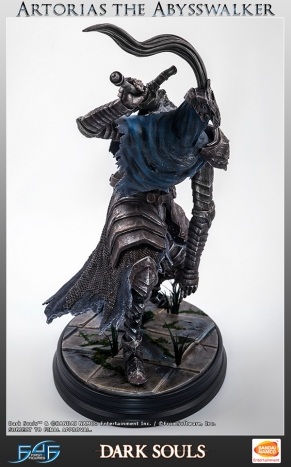 First4Figures Dark Souls Artorias the Abysswalker Statue 10