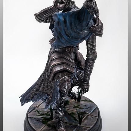 First4Figures Dark Souls Artorias the Abysswalker Statue 10