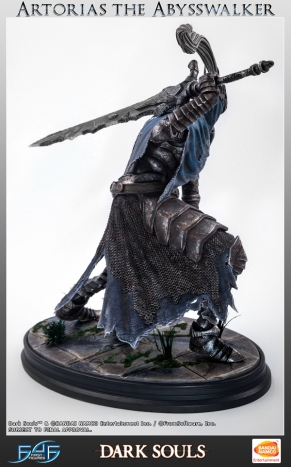 First4Figures Dark Souls Artorias the Abysswalker Statue 11