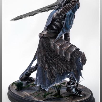 First4Figures Dark Souls Artorias the Abysswalker Statue 11