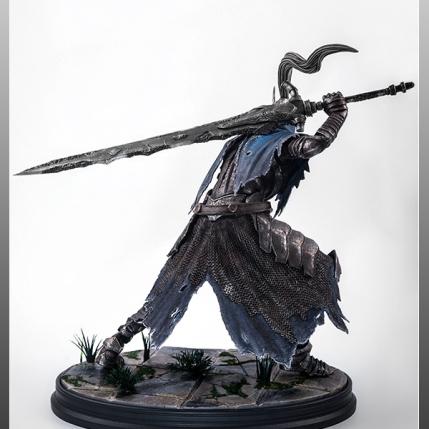 First4Figures Dark Souls Artorias the Abysswalker Statue 12