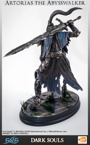 First4Figures Dark Souls Artorias the Abysswalker Statue 13