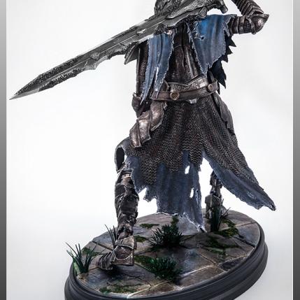 First4Figures Dark Souls Artorias the Abysswalker Statue 13