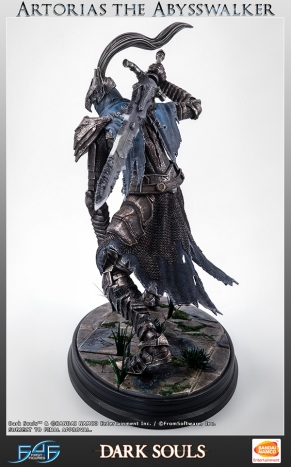 First4Figures Dark Souls Artorias the Abysswalker Statue 14