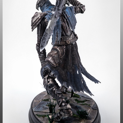 First4Figures Dark Souls Artorias the Abysswalker Statue 14