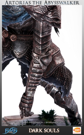 First4Figures Dark Souls Artorias the Abysswalker Statue 15